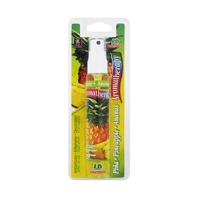 Nước hoa ô tô dạng xịt L&D AROMATHERAPY Pineapple 60ml