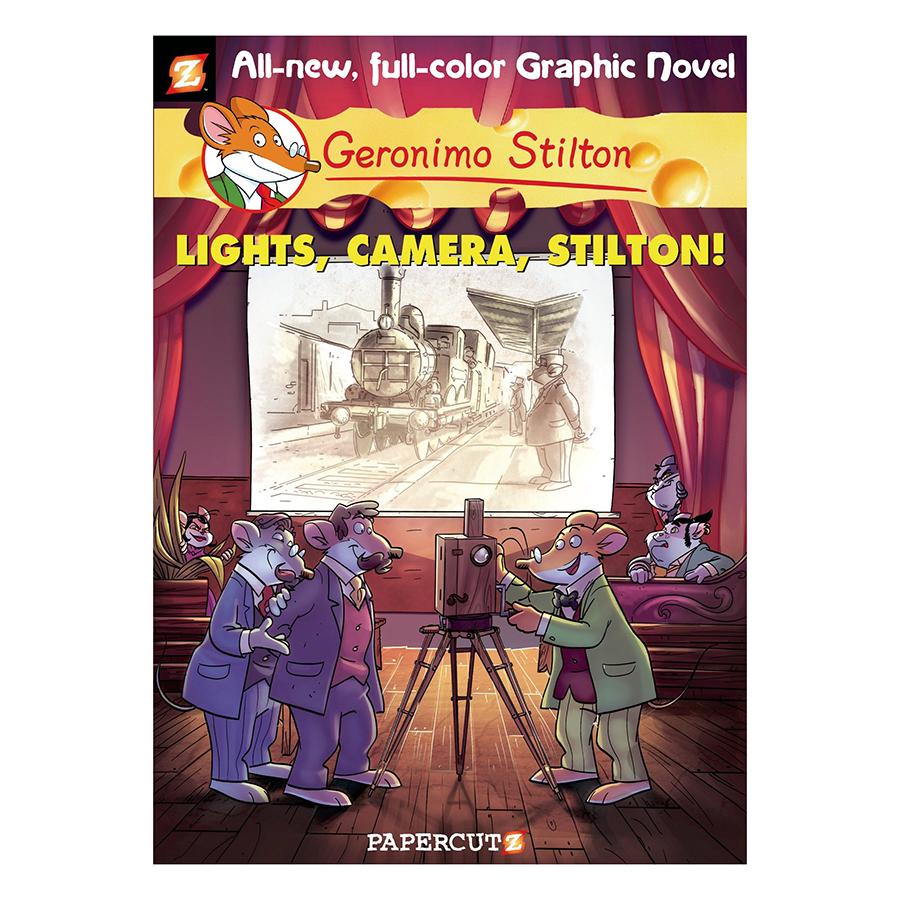 Geronimo Stilton: Lights, Camera, Stilton