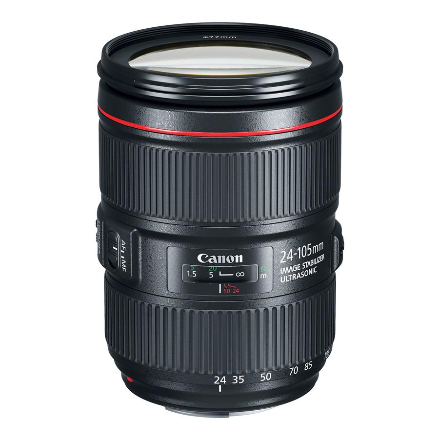 Lens Canon EF 24-105mm f/4L IS II USM -Hàng chính hãng