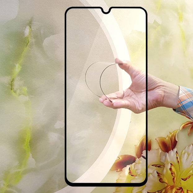 Miếng kính cường lực cho Samsung Galaxy M30S Full màn hình - Đen