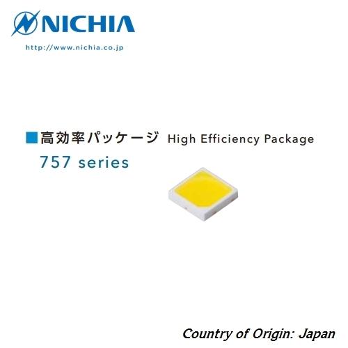 Đèn LED nhà xưởng HA120-757 chip LED Nichia Nhật Bản Thiết kế 3 nguồn sáng độc lập