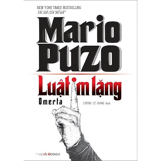 Luật Im Lặng (Mario Puzo) tặng kèm Bookmak Kẽm