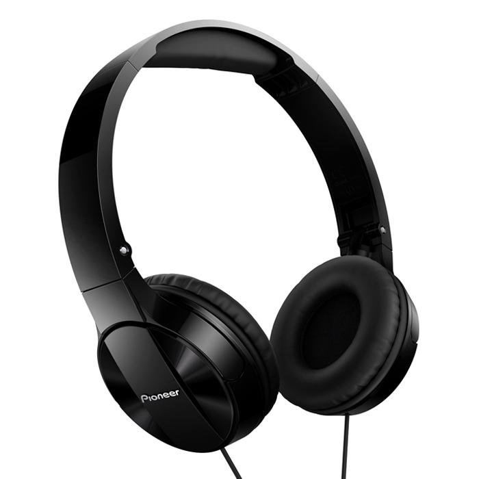 Tai Nghe Có Dây Chụp Tai On-ear Pioneer SE-MJ503T - Hàng Chính Hãng