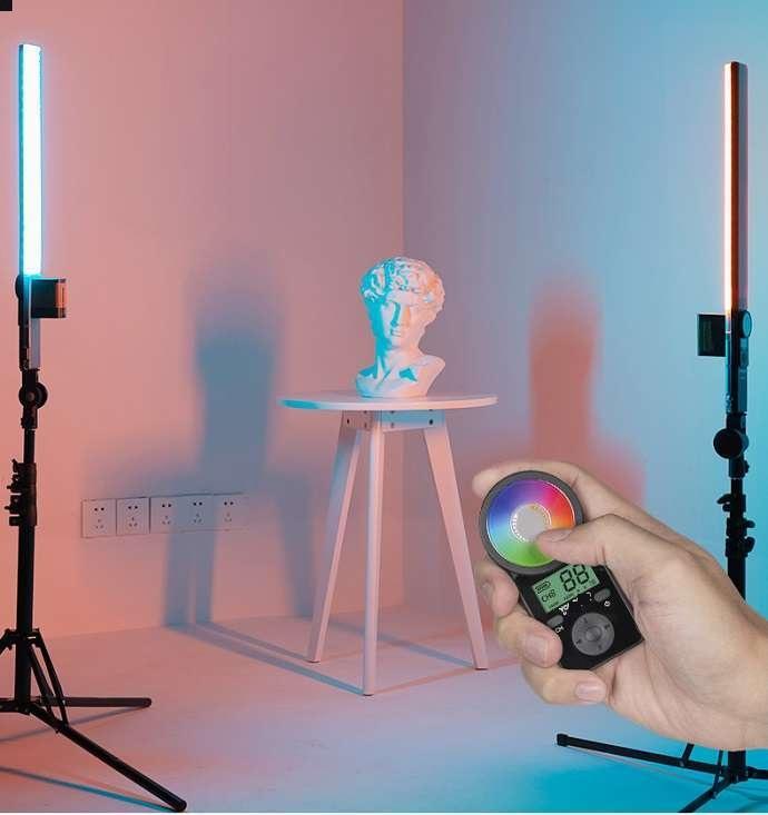 Đèn LED quay phim YN360 III RGB