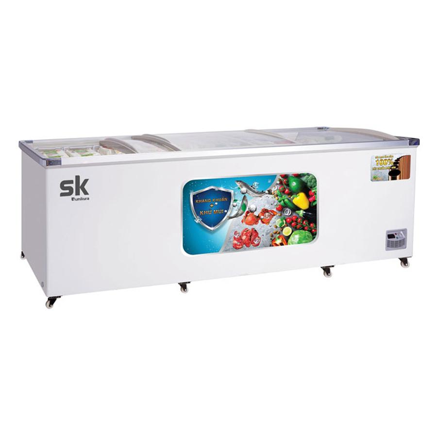 Tủ Đông Kính Lùa Sumikura SKFS-1500F (1500L) - Hàng Chính Hãng