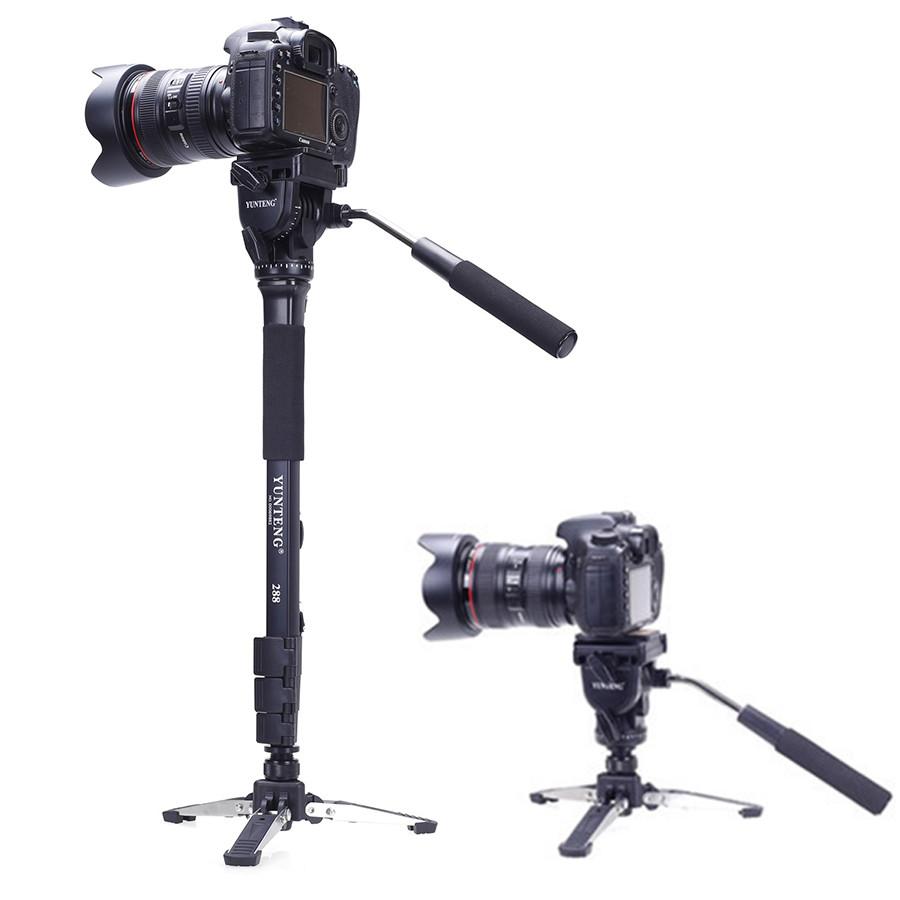Chân máy ảnh Monopod Yunteng VCT-288 / HÀNG CHÍNH HÃNG