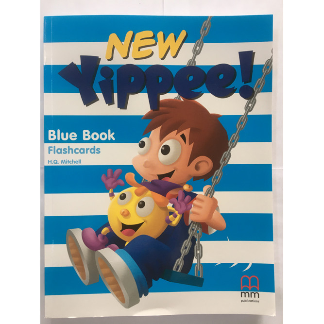 MM Publications: Sách học tiếng Anh - New Yippee Blue Book Flashcards