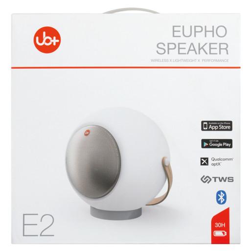 Loa đứng di động Bluetooth AudioBall UB+ - Pin dùng liên tục trong 30h, kết nối jack cắm 3.5 và cổng USB Type C - Hàng chính hãng