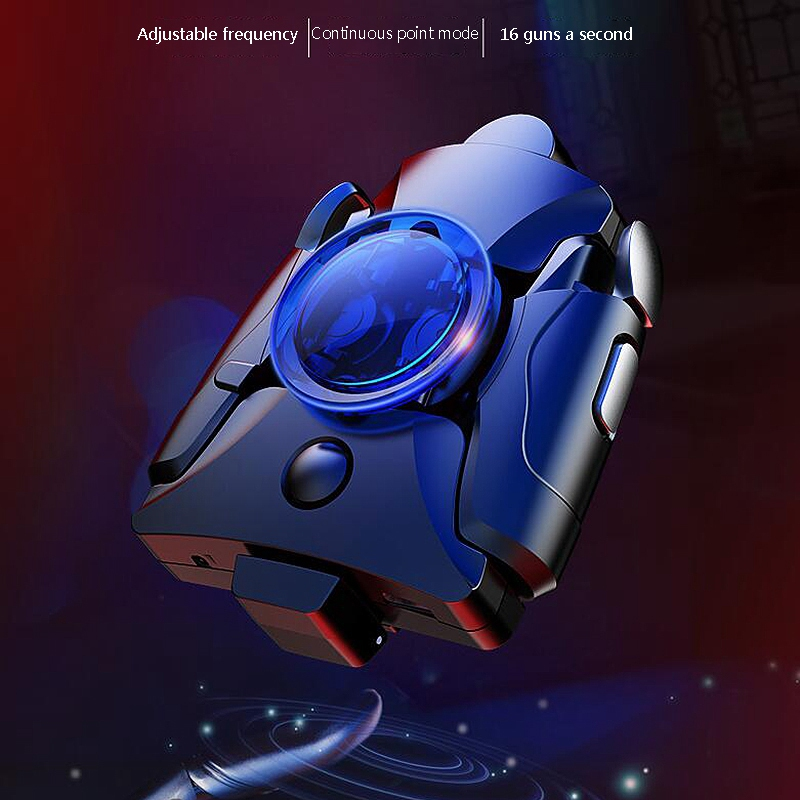 Nut game PUBG nút bấm hỗ trợ chơi game gamer Auto tap 16-30 nhịp độ nhạy cao dễ cài đặt nhỏ gọn