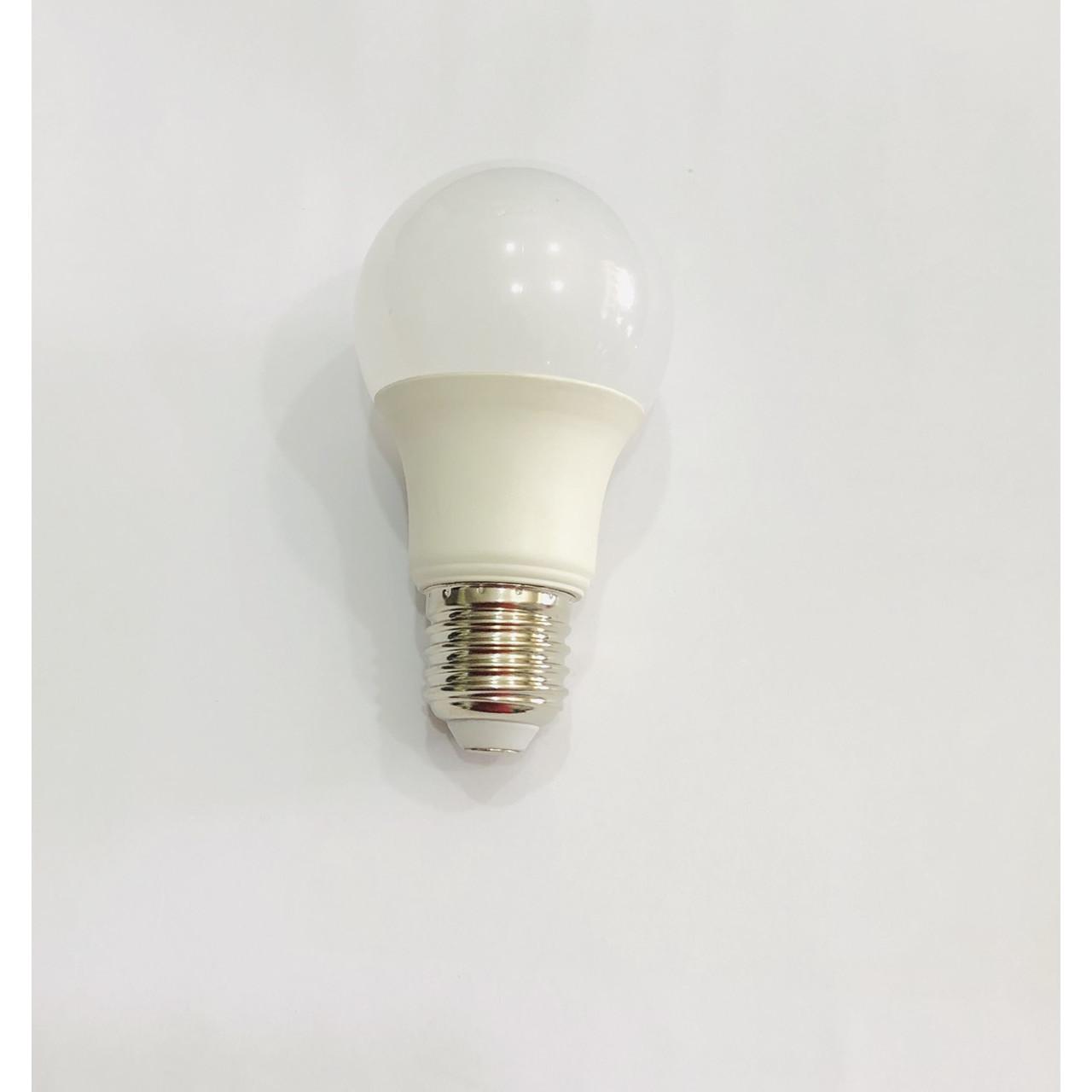 Bóng led bulb 7W cao cấp, ánh sáng trắng, đuôi e27