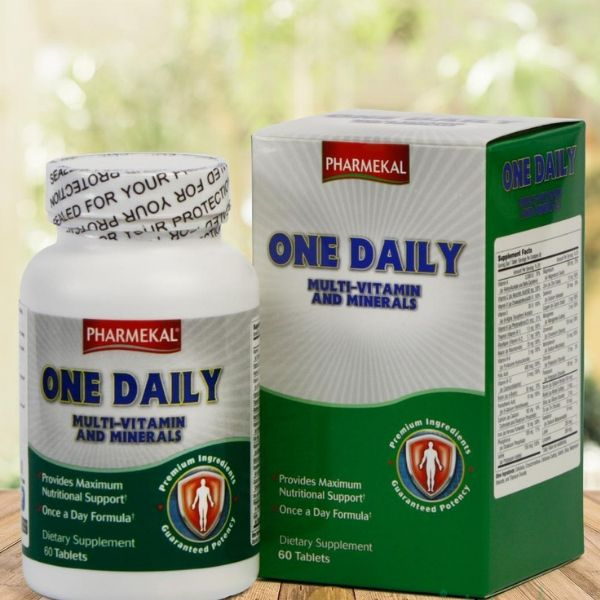 Thực phẩm bảo vệ sức khỏe ONE DAILY MULTIVITAMIN AND  MINERAL