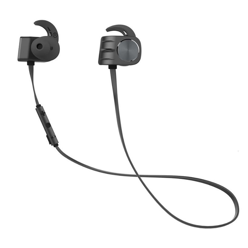 Tai Nghe Thể Thao Chống Nước Bluetooth Plextone BX338 - Hàng chính hãng