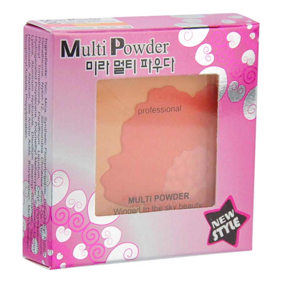 Phấn Má Hồng Mira Multi Powder (12g)