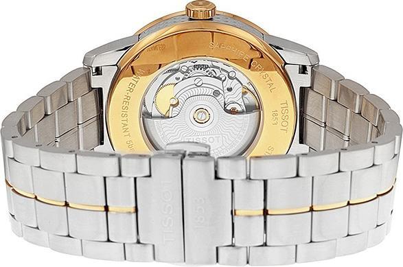 Đồng Hồ Nữ Dây Thép Không Gỉ Tissot T086.207.22.261.00 (33mm) - Bạc Vàng