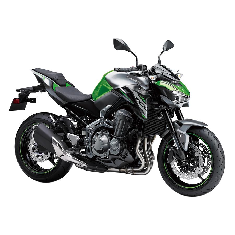 Xe MOTO Kawasaki Z900 ABS - Xanh Đen