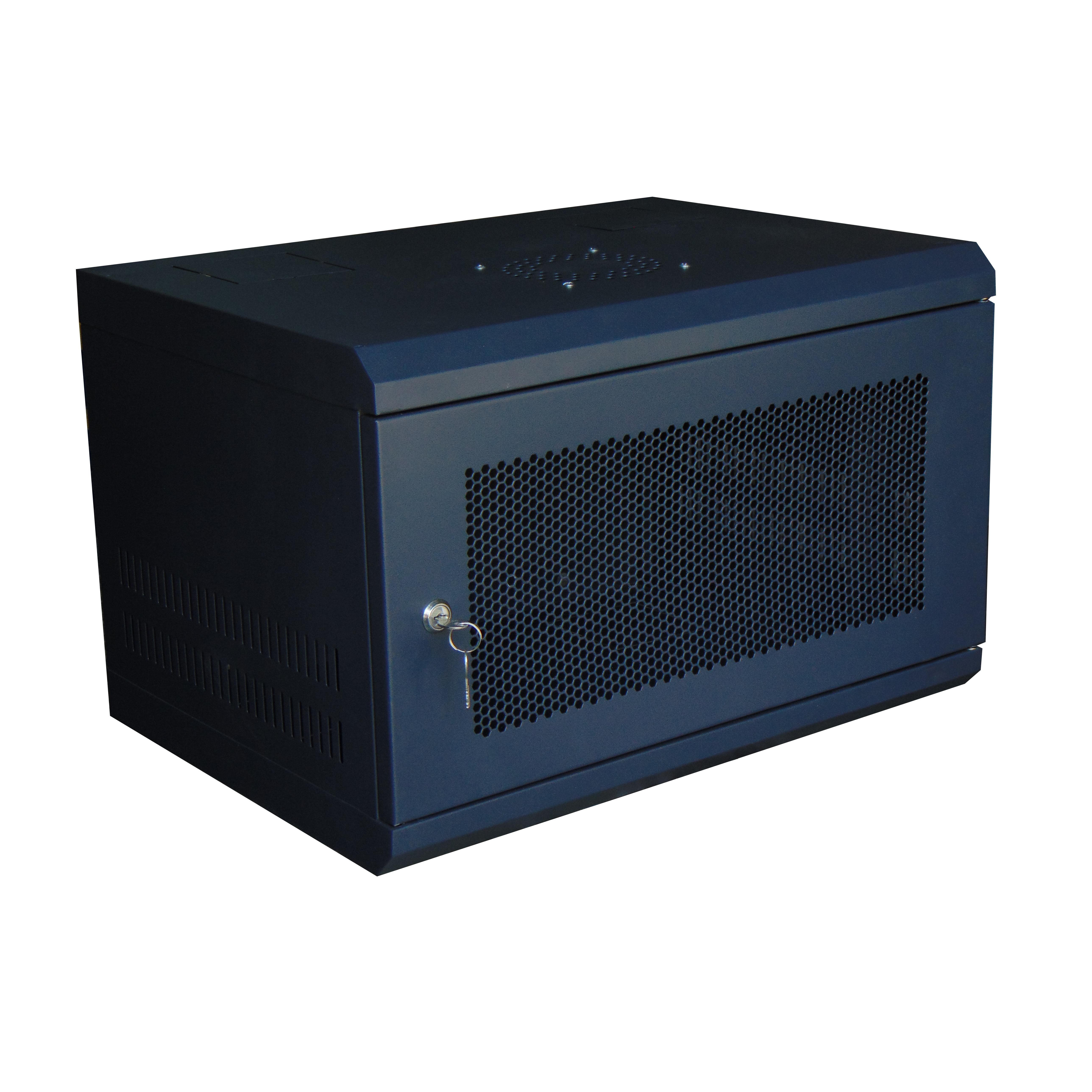 """Tủ Mạng 6UD400 Treo Tường - TMC Rack 19"""""""