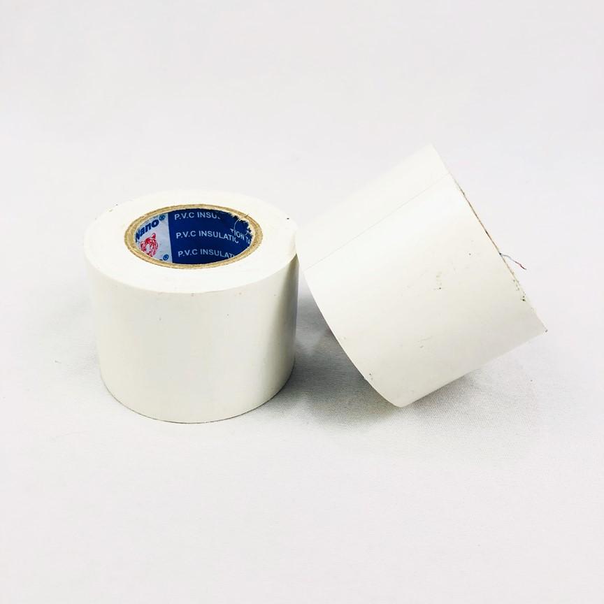 Băng keo quấn thể thao cuộn dày 5cm trắngGnG ( 1 Cuộn )