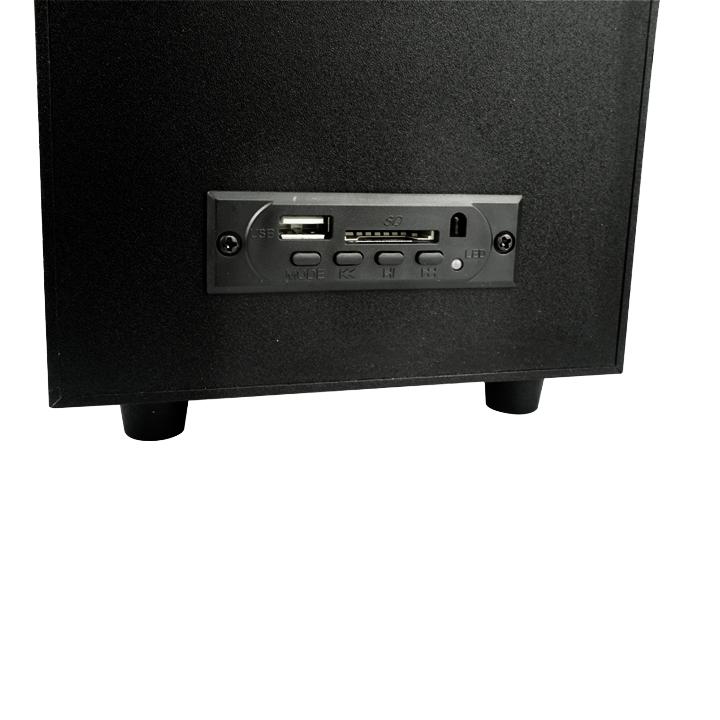 Loa Vi Tính Bluetooth Bass Cao Cấp PKCB 3900 M139 - Hàng Chính Hãng