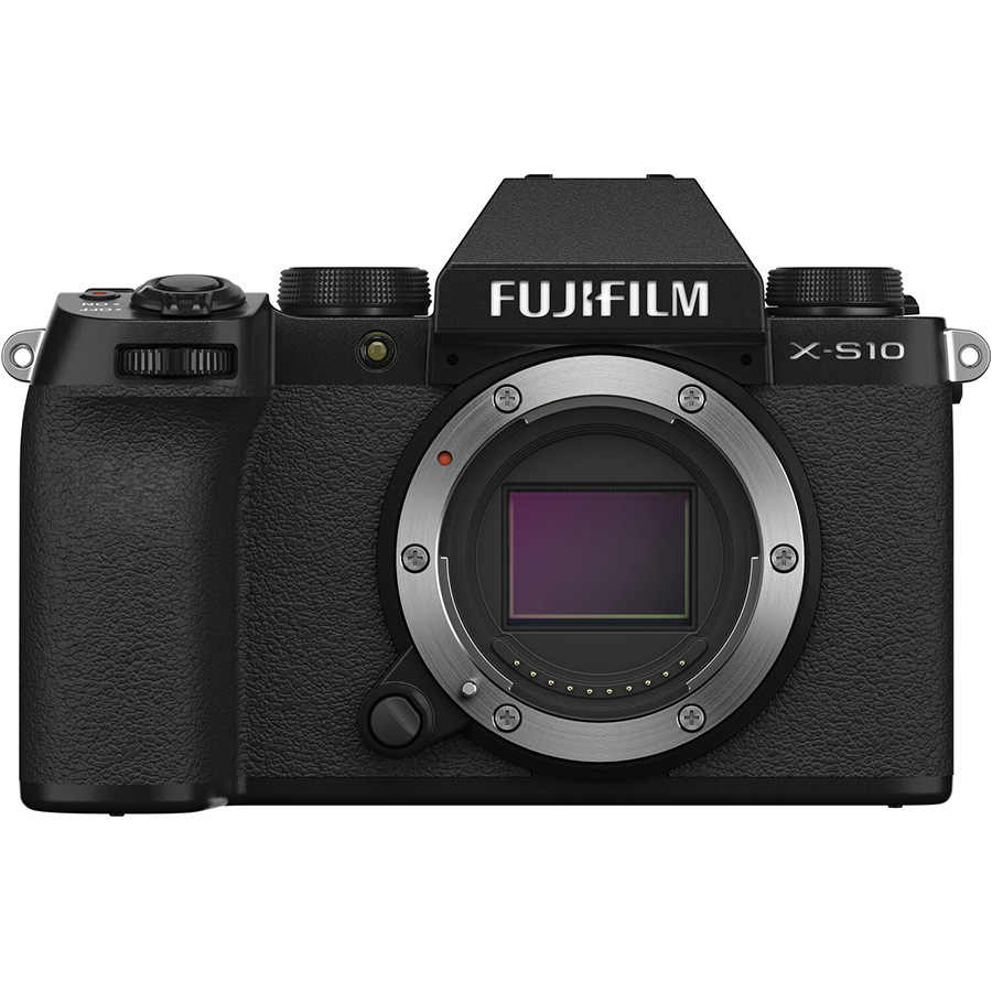 Máy Ảnh Fujifilm X-S10 + Lens 16-80mm - Hàng Chính Hãng
