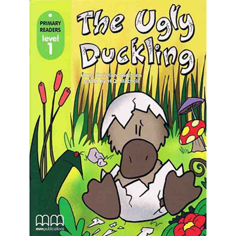MM Publications: UGLY DUCKLING STUDENT'S BOOK (without CD-ROM) British & American Edition