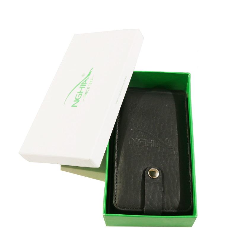 Kềm Nghĩa Bộ sản phẩm quà tặng GS-12-PT Gồm Kềm cắt da - Bấm móng nhỏ - Dũa inox - Nhíp