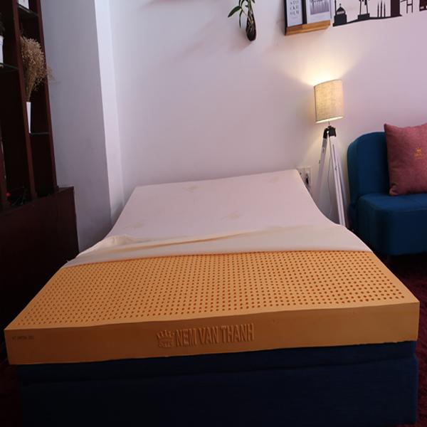 Nệm Cao Su Vạn Thành Standard 120x200x10cm
