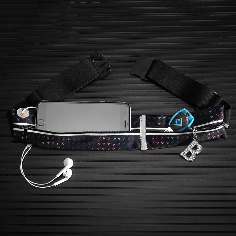 Đai đeo thắt lưng thời trang thể thao cho nam nữ Rhino B202 đựng vừa điện thoại 6.5 Inch, dùng khi chạy bộ đạp xe leo núi hoặc chơi các môn thể thao khác, vải chất lượng cao Rhino Store