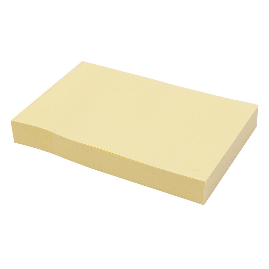 Lốc 6 Xấp Giấy Note Beautone (76.2 x 50.8 mm) - Vàng