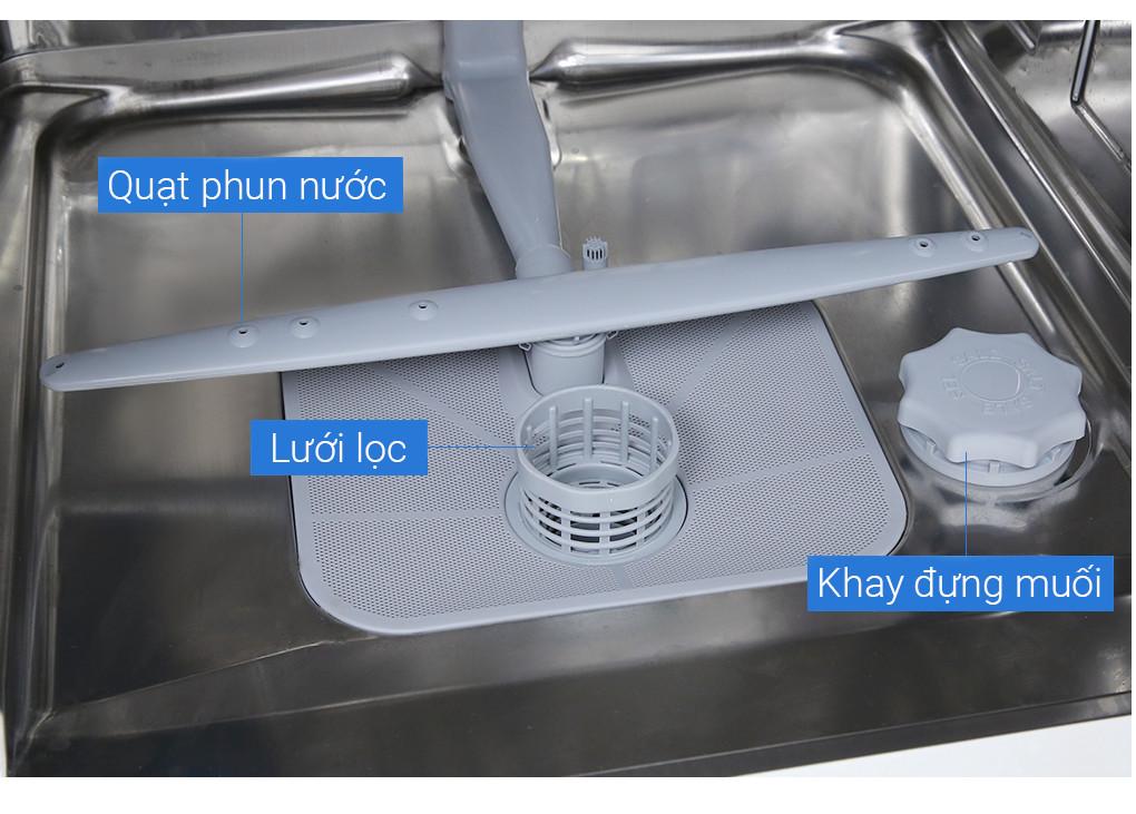 Máy rửa chén Candy CDP 1LS39X/T 2150W - HÀNG CHÍNH HÃNG