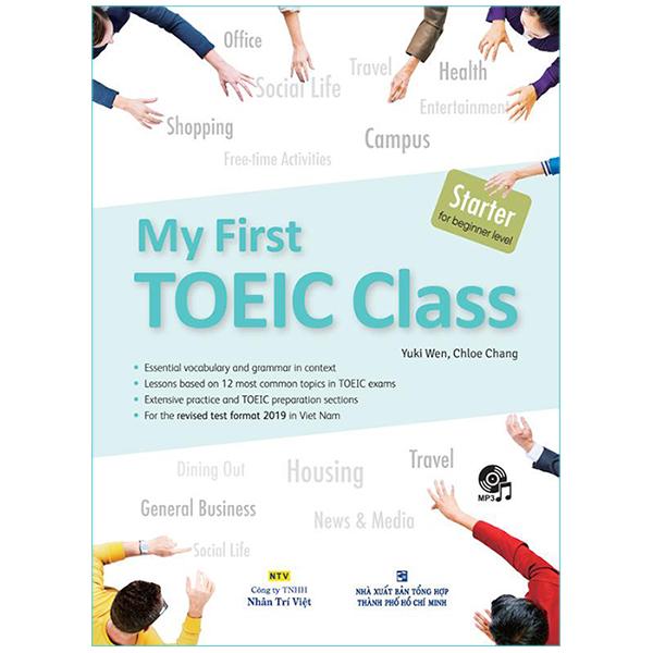 My First Toeic Class - Starter (Kèm file MP3)