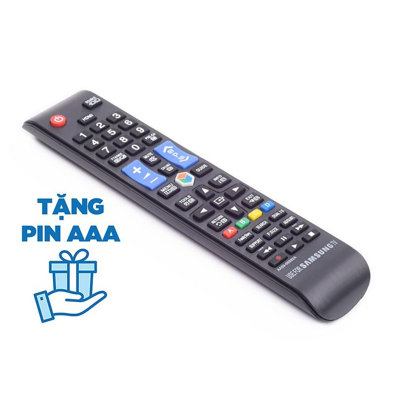 Điều khiển (smart)TV Samsung loại dài tặng kèm pin