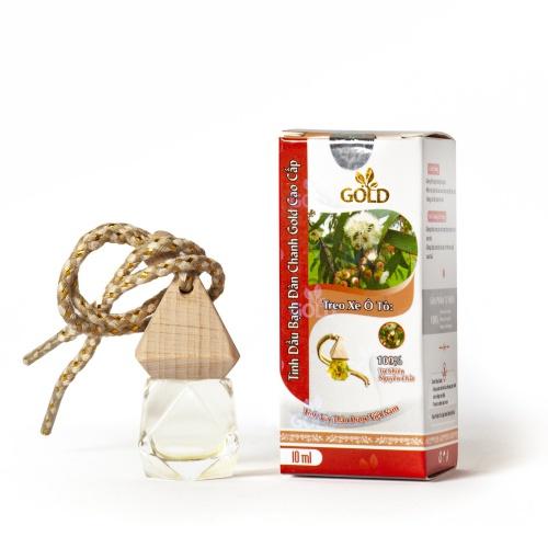 Tinh Dầu Bạch Đàn Chanh Gold Cao Cấp (Treo Xe Ô Tô)