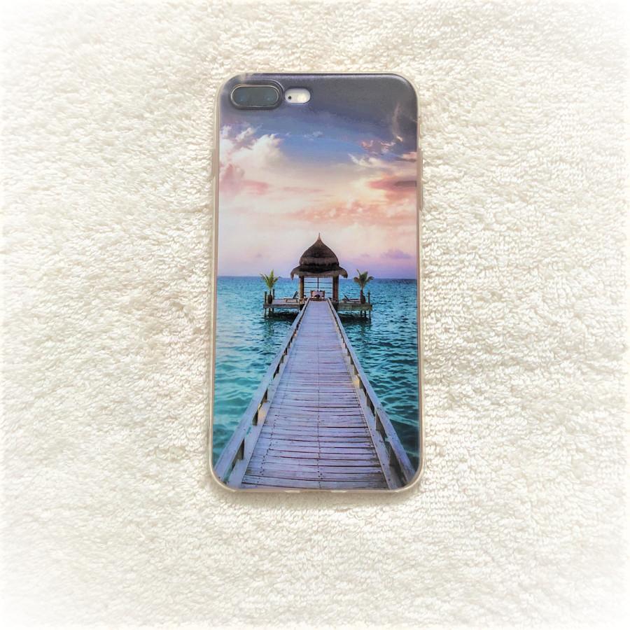 Ốp lưng dẻo Iphone 7 Plus  8 Plus K222