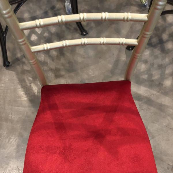 Ghế tiệc cưới Tiffany cho nhà hàng, Mã T-048-01, Độ dày khung 3mm