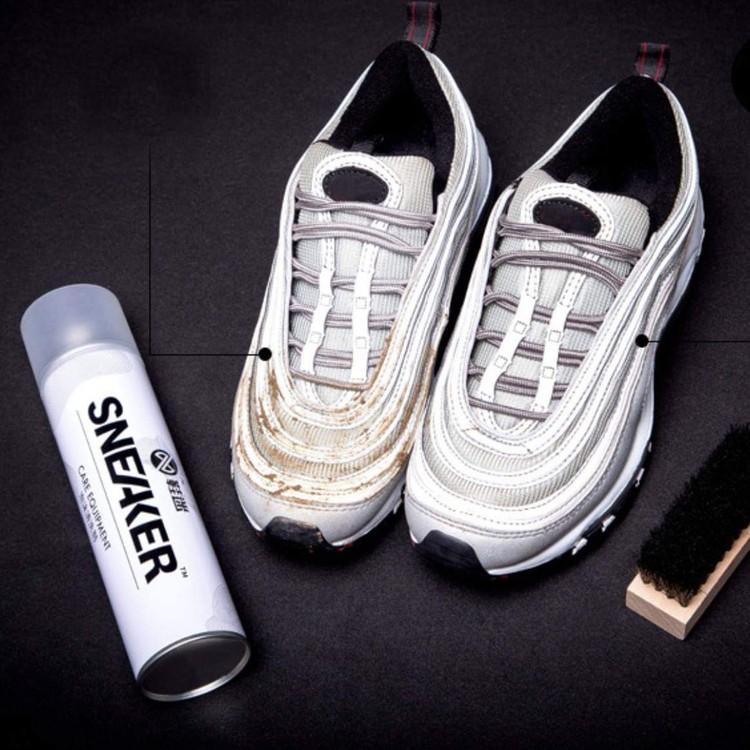 Chai tạo bọt làm sạch giày Sneakers