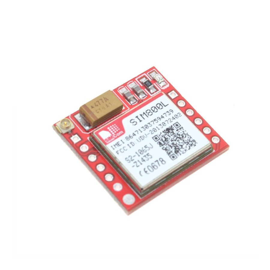 Module Sim800L Microsim GMS GPRS