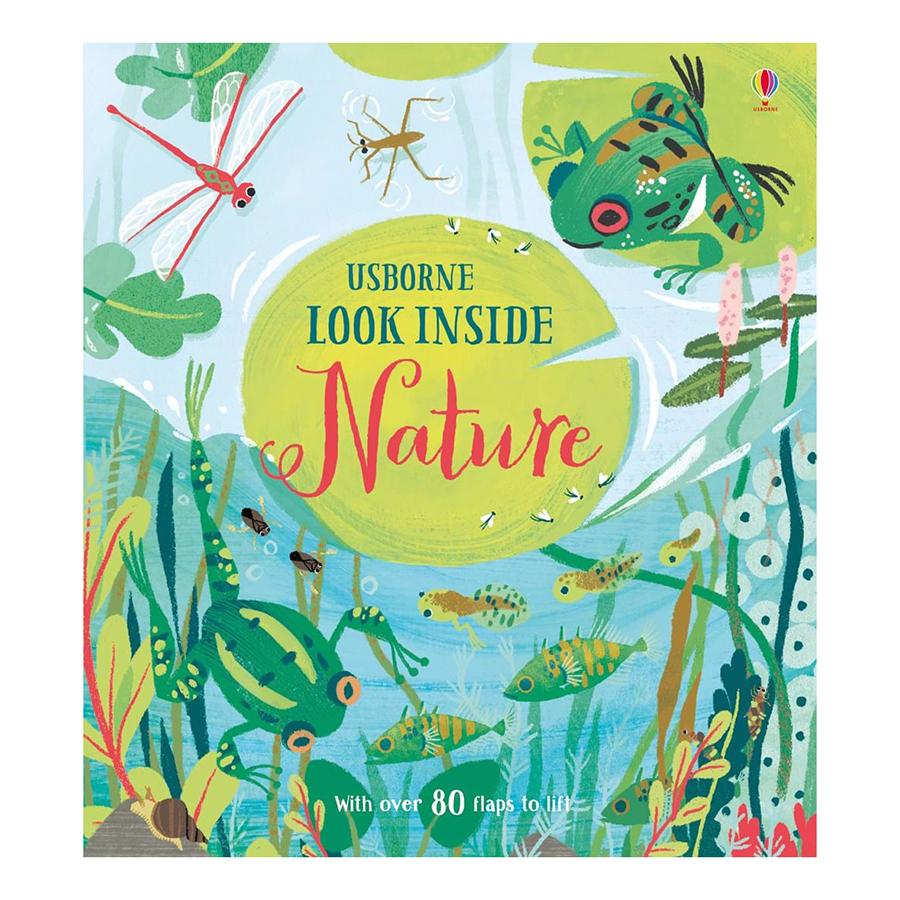 Usborne Look Inside Nature - 23440723 , 1289339467152 , 62_15842310 , 330000 , Usborne-Look-Inside-Nature-62_15842310 , tiki.vn , Usborne Look Inside Nature