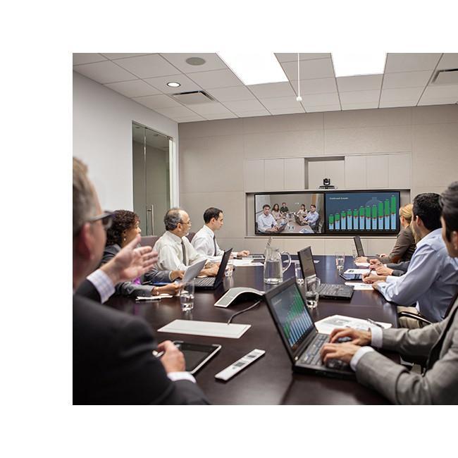 Microphone Polycom HDX 7000 - Giải pháp hội nghị âm thanh cho các phòng họp vừa và nhỏ