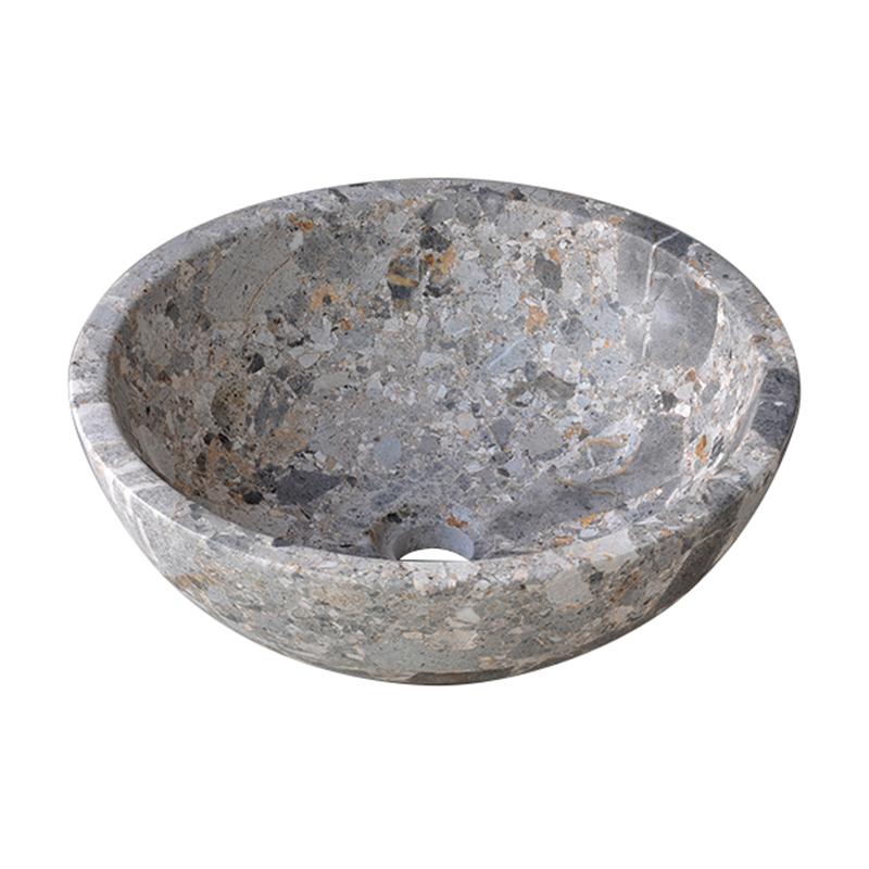 Lavabo đá tự nhiên Kanly R11V