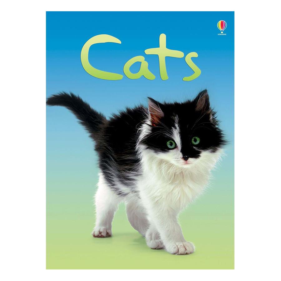 Usborne Cats