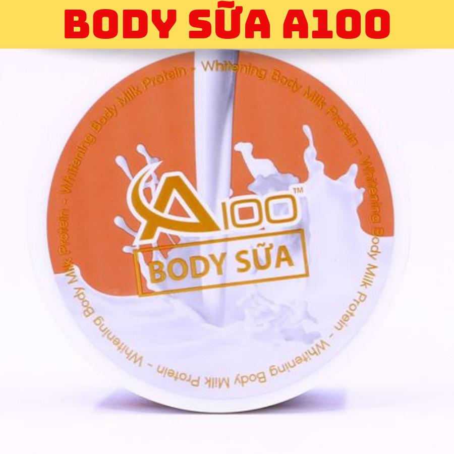 Body A100 chính hãng - body sữa 400gr