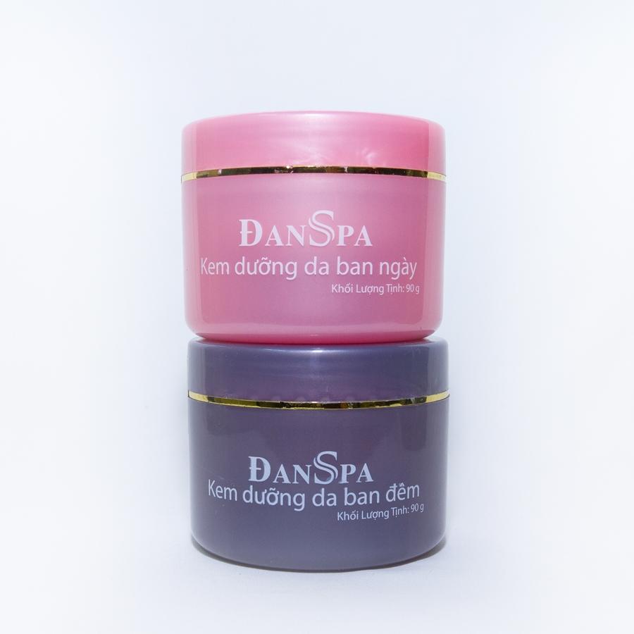 Bộ tắm trắng thảo dược tại nhà ĐanSpa 380gr Minh Đan Beauty Group Trẻ trung tươi sáng [Chính hãng]