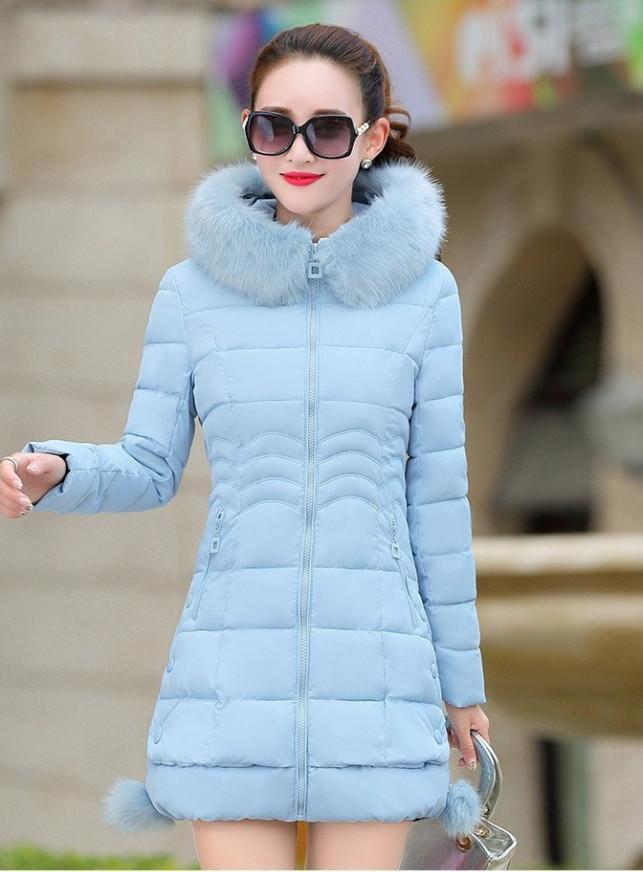 Áo khoác phao cao cấp cực ấm BY4380