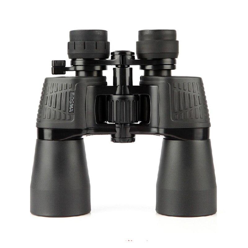 Ống nhòm Bosma Hunter II 10-20×50, hàng chính hãng Bosma, Ống nhòm tiện dụng, điều chỉnh được độ phóng đại từ 10 đến 20 lần.