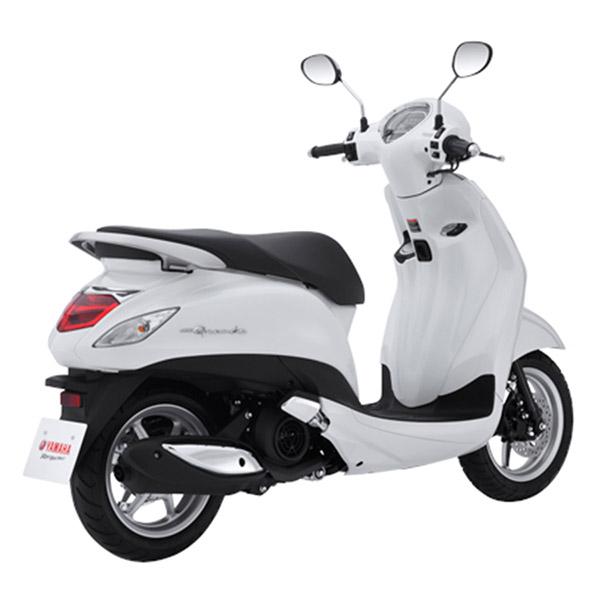 Xe Máy Yamaha Grande 2019 (Bản Tiêu Chuẩn) - Trắng