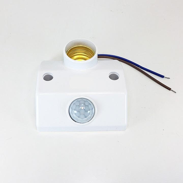 Đui đèn cảm ứng hồng ngoại bật tắt GTS ZD1309