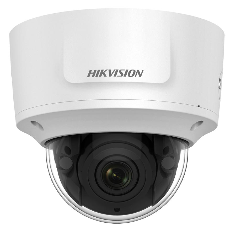 Camera IP Dome Hồng Ngoại Hikvision 30m Ngoài Trời 2MP Chuẩn Nén H.265+ DS-2CD2123G0-I - Hàng Nhập khẩu