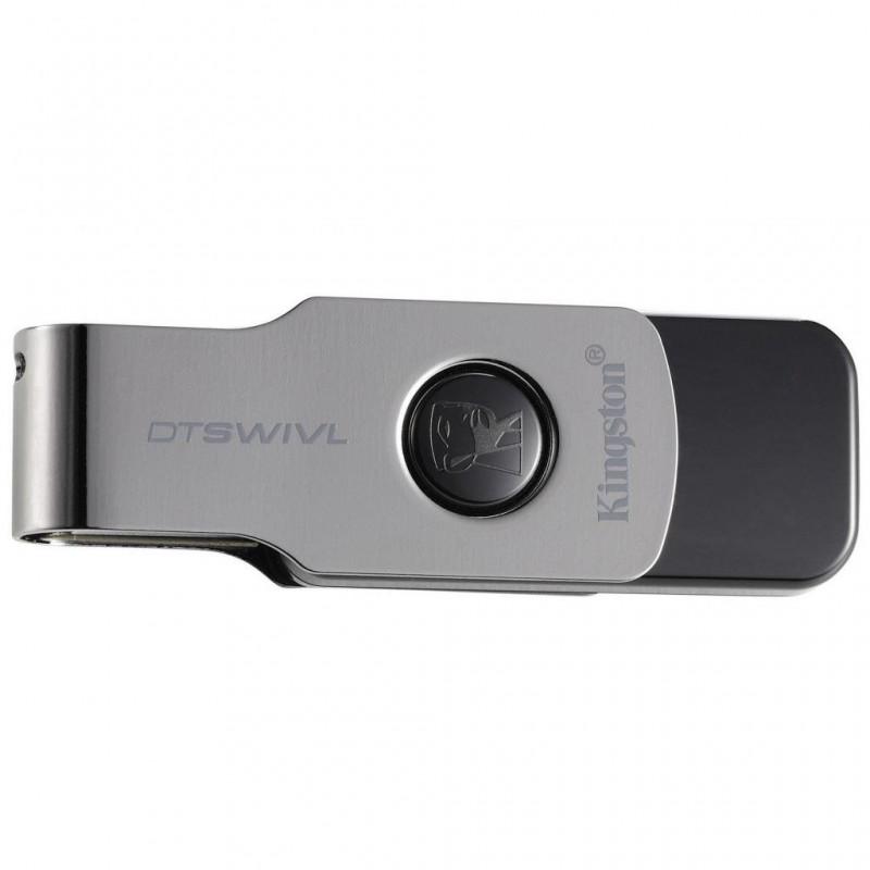 Hình ảnh USB Kingston DataTraveler SWIVL 32GB Chính hãng