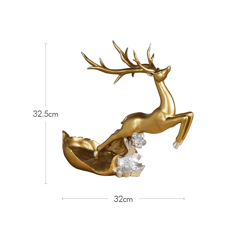 Giá kê Vang Golden Deer