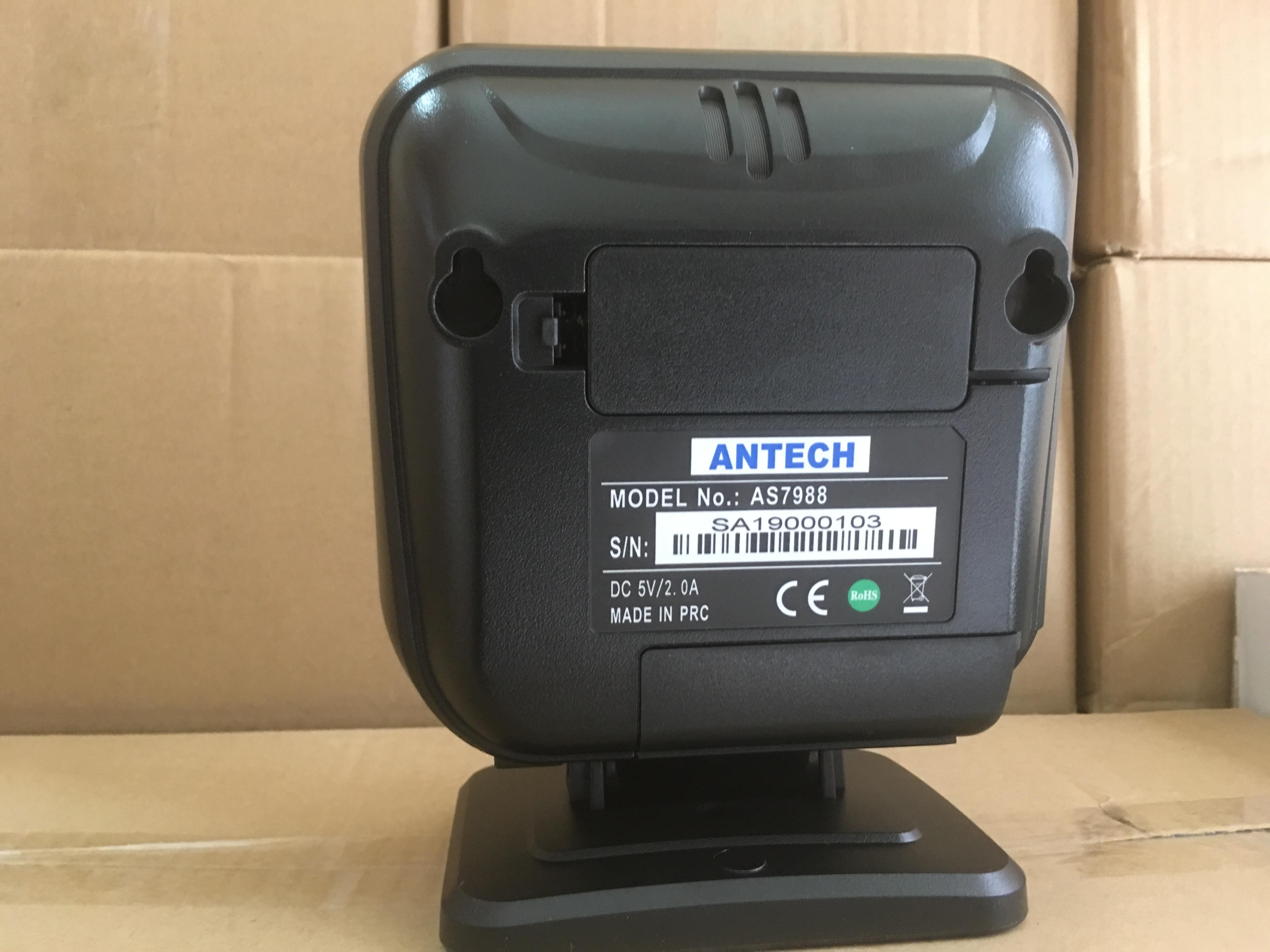 Máy quét mã vạch đa tia 2D Antech AS7988 - Hàng Chính Hãng